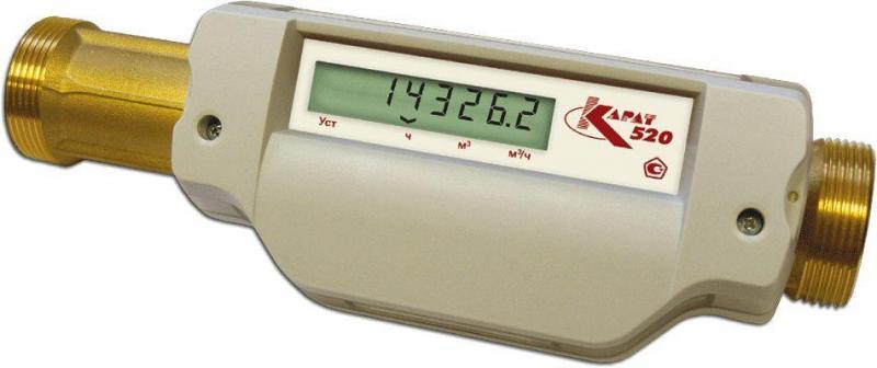 1 прайс-лист.  Теплосчетчик КАРАТ-Компакт - малогабаритный прибор, предназначенный для учета тепла в квартирах и...
