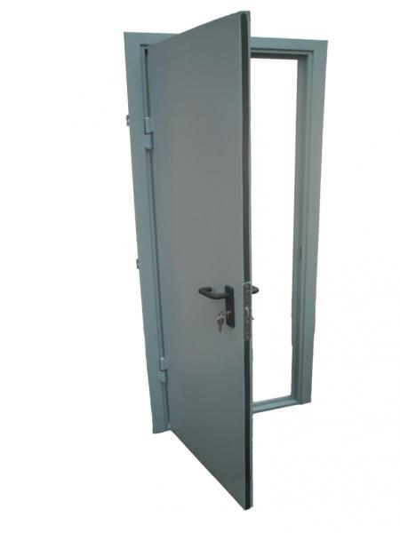 металлические противопожарные двери в б