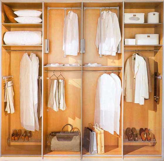 Мебель своими руками для одежды фото