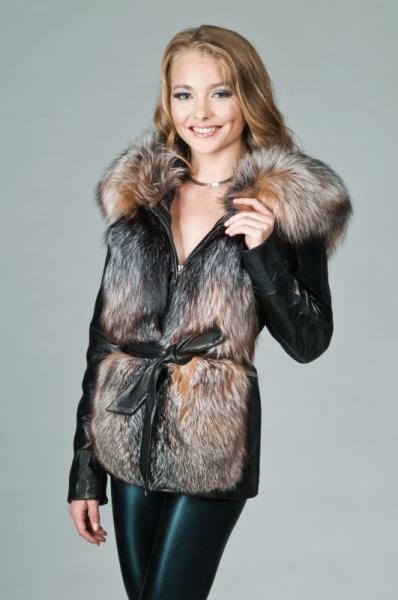 Бонприкс кожаная куртка