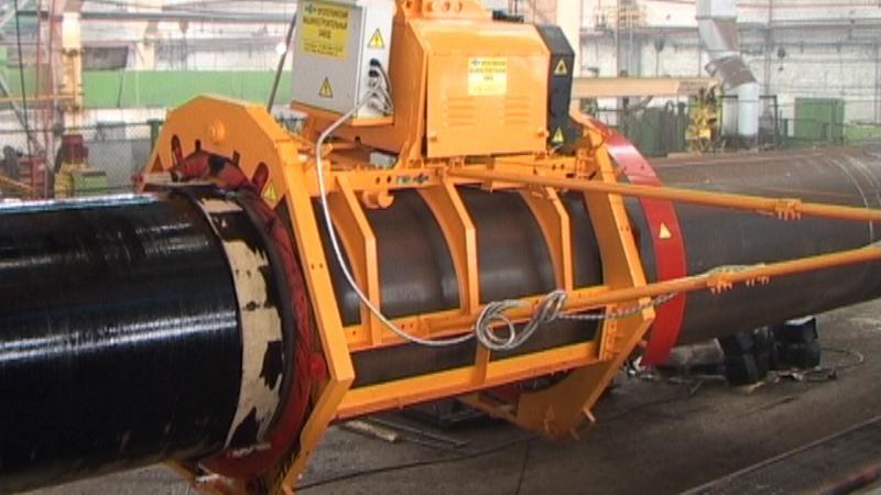 Машины для изоляции трубопроводов выбрать регион.