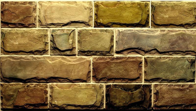 Пропорции для искусственного камня своими руками