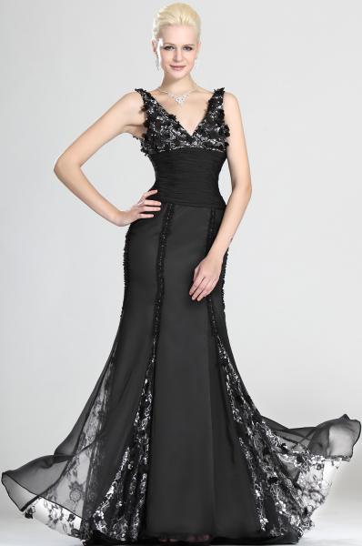 Сексуальное вечерние платье
