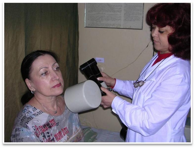 Терапия Микроволновая фото