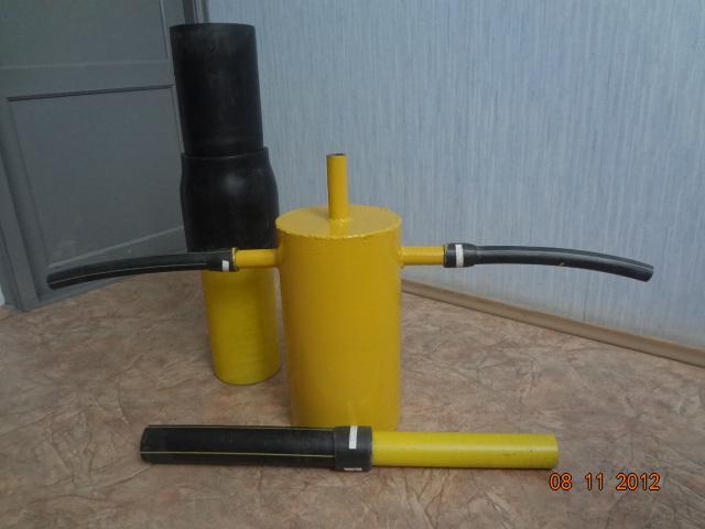 Конденсаторосборник газовый