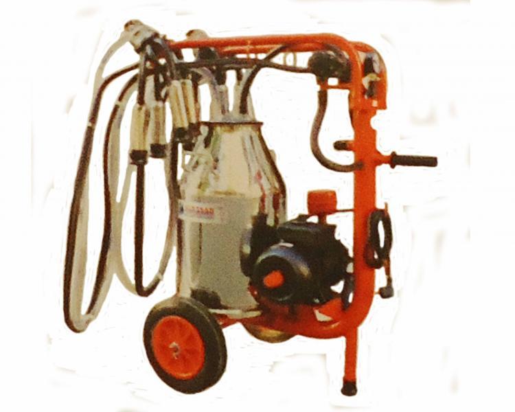 вакуумный насос сухого...  Мобильный доильный агрегат KSM 2K/S-B (с двумя доильными аппаратами).  Продам.