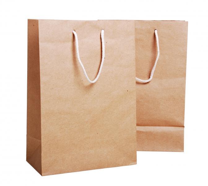 Бумажные пакеты своими руками за 5 минут. Как. - Pinterest