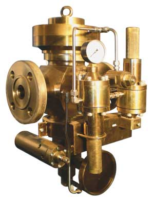 Регуляторы давления газа РД-100 (ГАЗПРОММАШ)