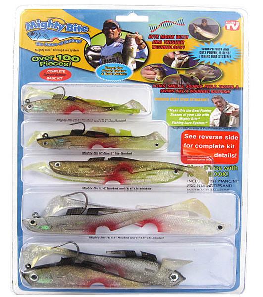 Для рыбной ловли mighty bite майти байт