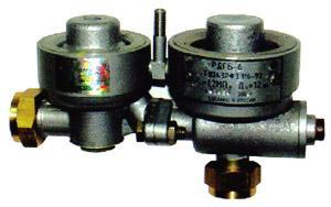 регуляторы высокого давления на газ