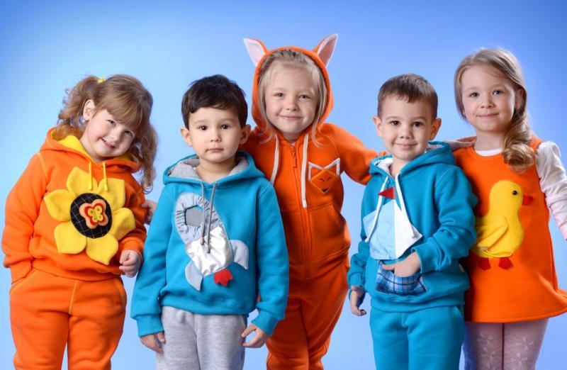 Ярко Детская Одежда