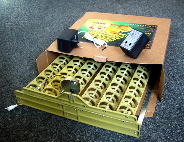 Сделать инкубатор автоматический своими руками