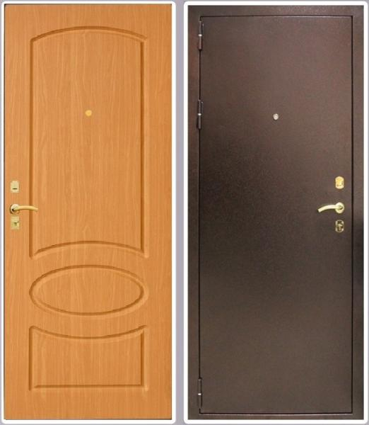 металлические двери заводские двери котельники