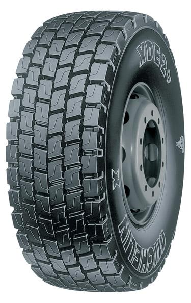 Michelin Retread MR XDE2+