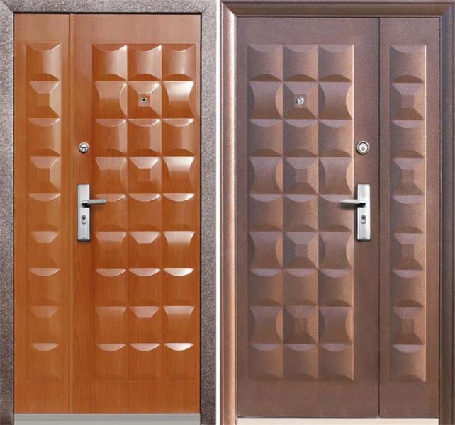 дверь металлическая входная 1300