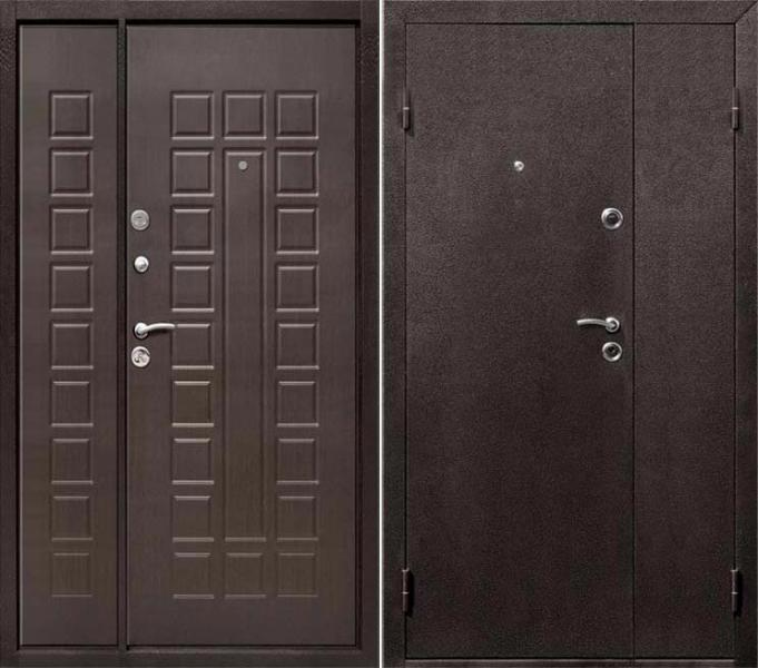 двери металлические 1200 2050 купить в подъезд