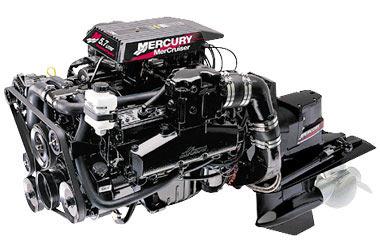 лодочные моторы mercruiser