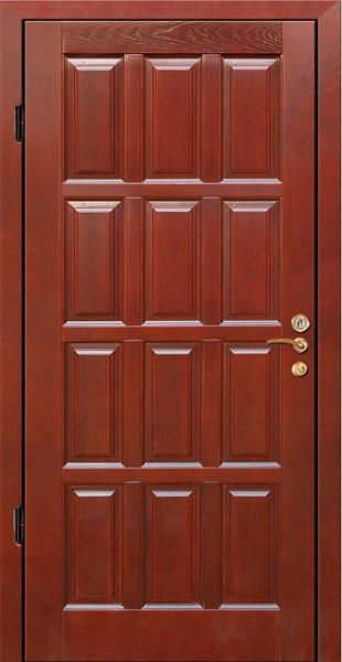 двери стальные филенчатые