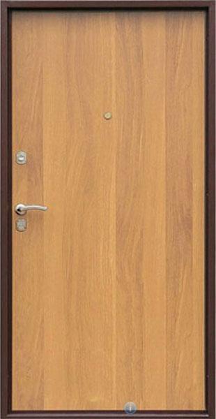 двери металлические входные с установкой с отделка внутренняя ламинат