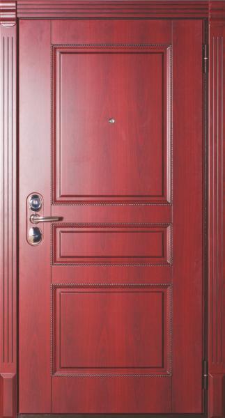 дверь двойная металлическая усиленная