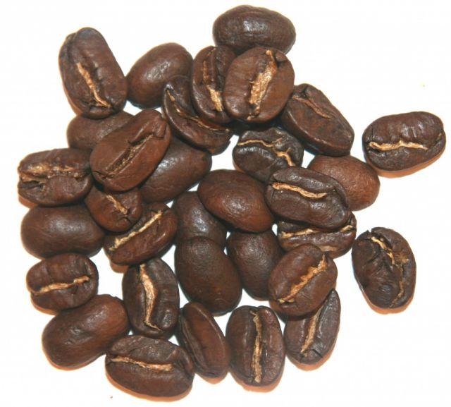Свежеобжаренный кофе в зернах гост