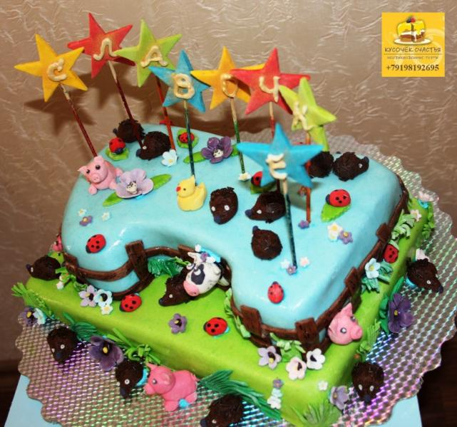 Фото торт на заказ в тольятти