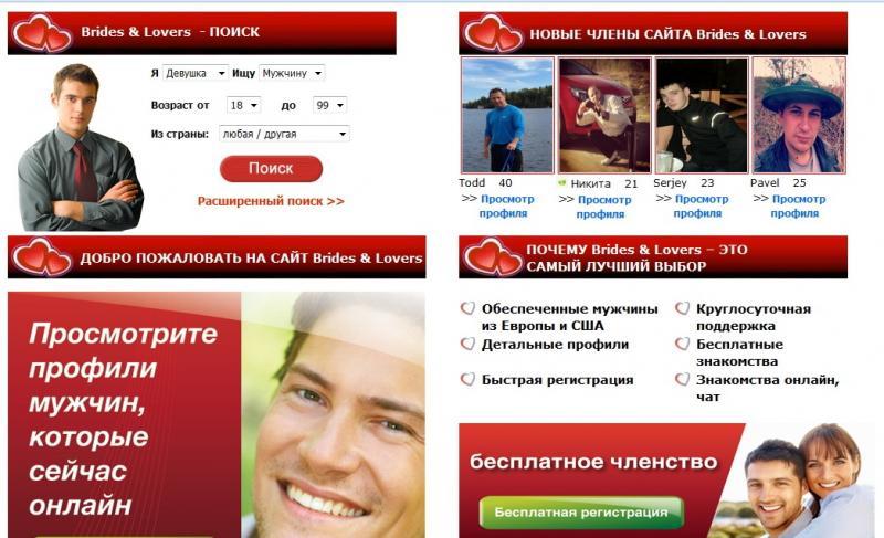 Сайт быстрых знакомств