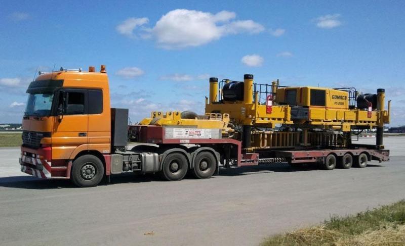 крупногабаритные перевозки по россии автотранспортом