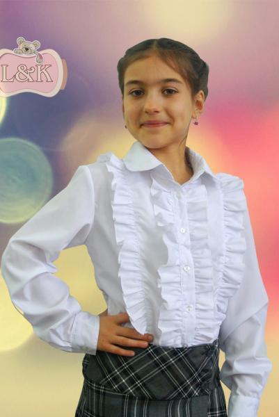 Школьные Блузки В Самаре