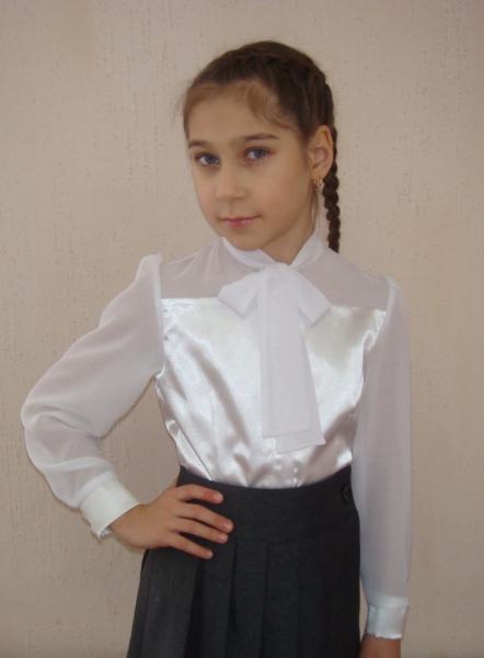 Школьные Блузки Саратов