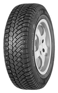 Зимние шины Continental ContiIceContact 235/60 R18 107T