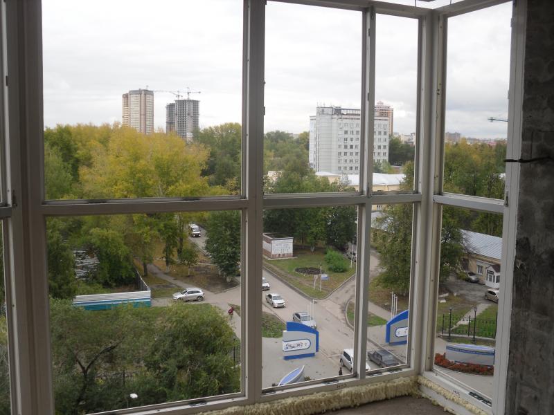 Остекление лоджий и балконов пвх профилем - купить в новосиб.