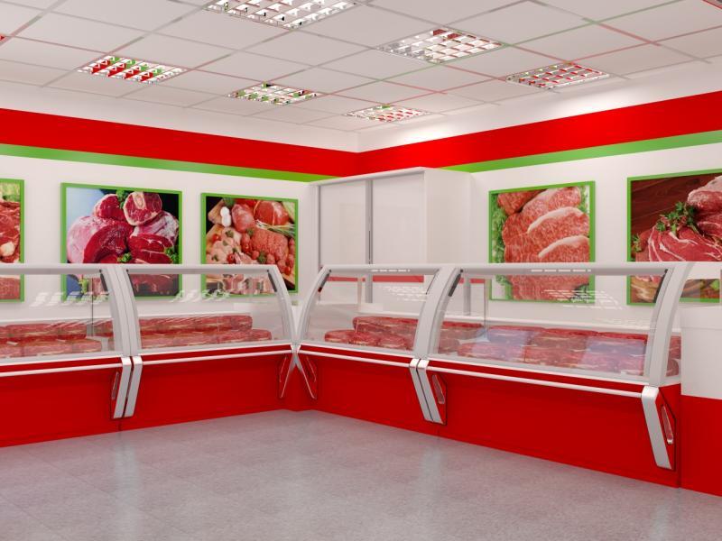 Дизайн проект магазина заказать