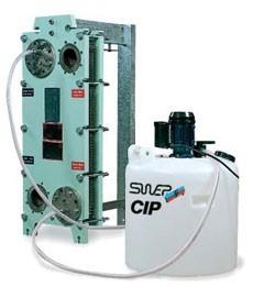 Оборудование для химической промывки теплообменников вертикальный гладкотрубный теплообменник su 500-80