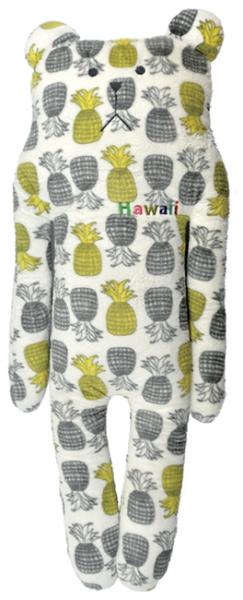 Pineapple Sloth Hawaii L