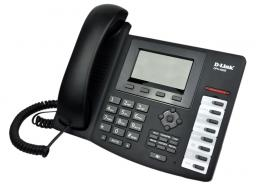 [DPH-400S/E/F3] D-LINK DPH-400S/E/F3 VoIP телефон, 2x10/100Mbps, LCD display (SIP v.2)
