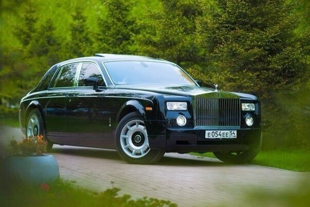 Аренда, прокат Rolls-Royce Phantom