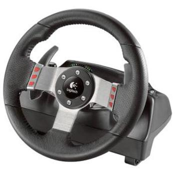Руль Logitech G27 Racing Wheel (G-pakage)