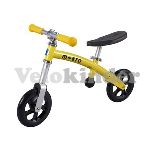 Беговел Micro G-BIKE+ LIGHT