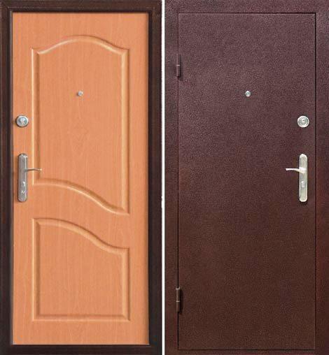 стальные двери в егорьевске недорого