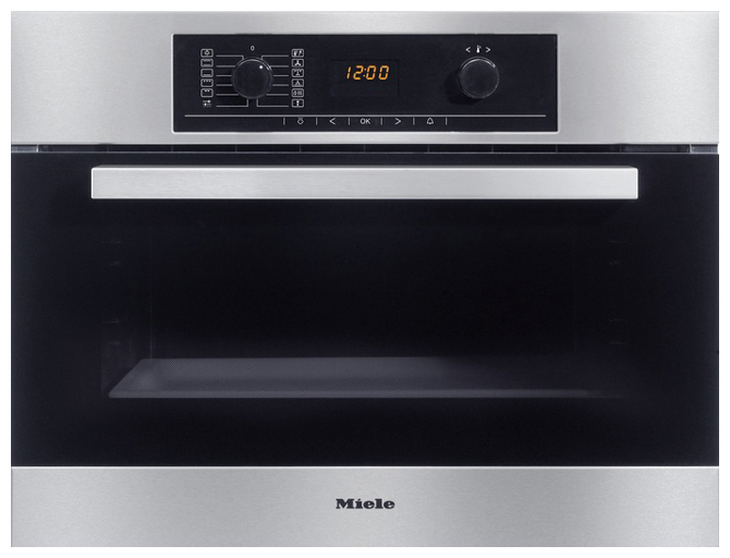 Духовой шкаф Miele H 5041 B сталь CleanStee