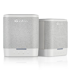 Kолонки Intro SW703 Wireless Bluetooth white
