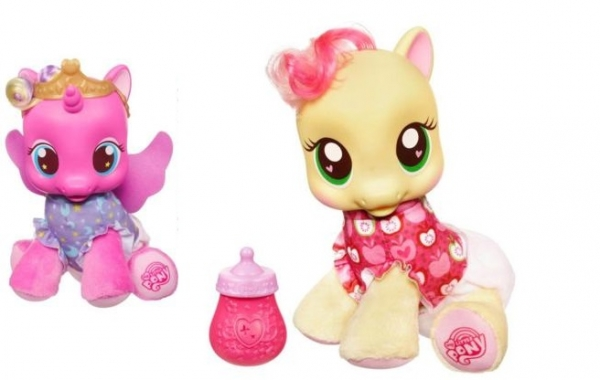"Игровой набор My Little Pony ""Малыши Эпл Спраут и Скайла"""