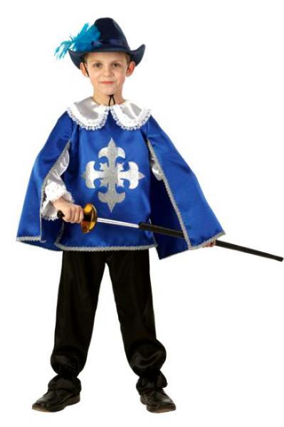 новогодний костюм для мальчика самурай своими руками