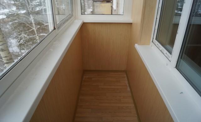 Утепление и обшивка балконов - купить в компании теплый балк.