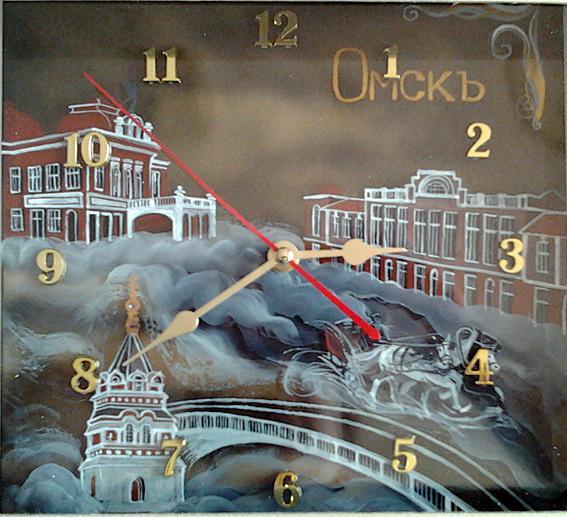 Мастерская подарков омск 66