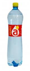 Минеральная питьевая газированная вода 'Ариант' с ароматом лимона 1, 5л. - купить в Челябинске, цена 27.00 руб - Виктория, ООО,