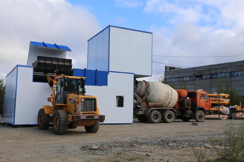 Купить бетон в Проводнике