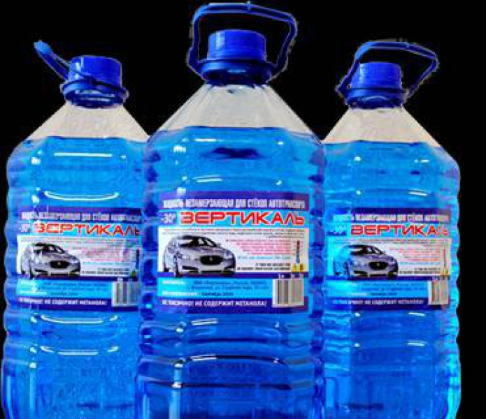 Омыватель стекол для автомобиля