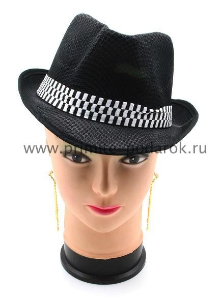 Гангстерские шляпы своими руками